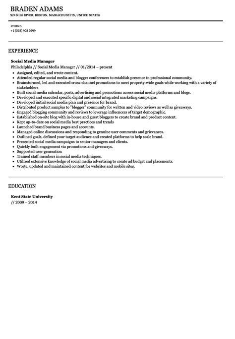 digital marketing manager free resume samples blue sky resumes