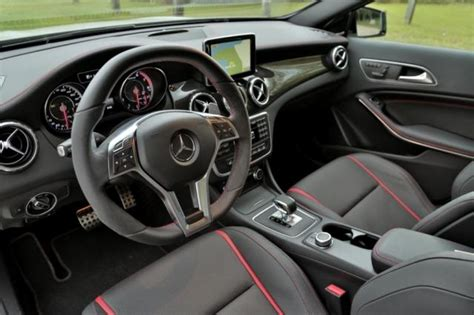 45 Amg Interior by Picture Other 2015 Mercedes Gla 45 Amg Review