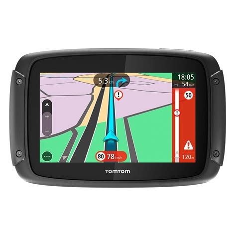 Motorrad Route Online Planen by Tomtom Rider 420 Navigationsger 228 T Cleveres Display