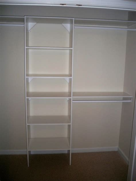 diy walk in closet organizer plans home design ideas