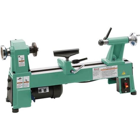 grizzly 10 bench grinder 10 quot x 18 quot bench top wood lathe grizzly industrial
