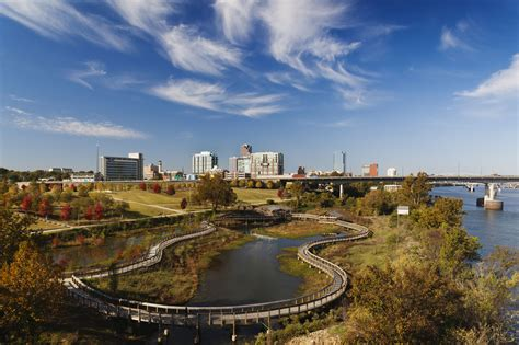 what to do in little rock s river market district