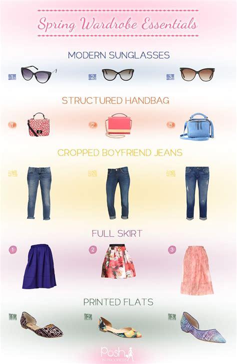 Wardrobe Essentials 2014 by Five Wardrobe Essentials Posh In Progress