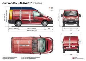 Foto Citroen Jumpy Furgon Dimensiones De La Furgoneta