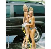 Chicas Guapas Lavan El Auto En Bikini Spanishchinaorgcn