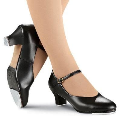 high heeled tap shoes 1 5 quot high heel tap shoe 6am the style