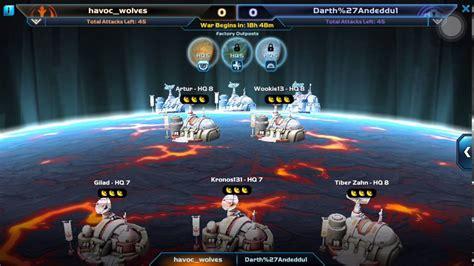 Wars Commander wars commander gets new squad wars multiplayer mode toucharcade