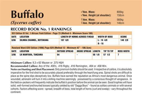 Buffalo Records Buffalo Placement