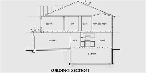 duplex house plans with basement duplex house plan duplex house plans basement affordable d 456