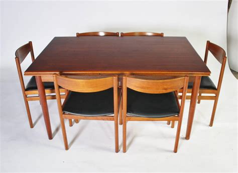 expandable dining room table sets modern expandable dining table and chairs for sale at 1stdibs