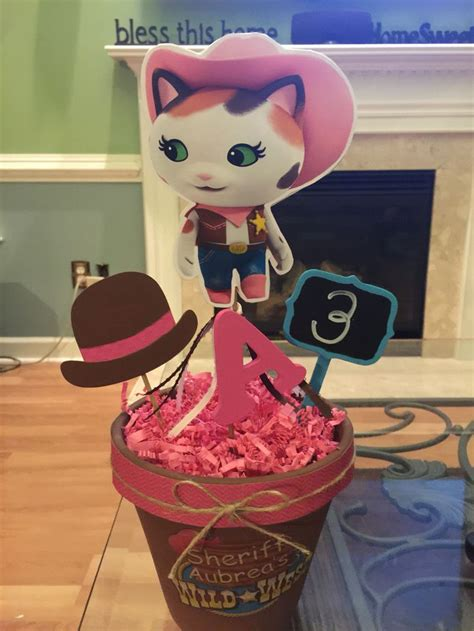 Sheriff Callie Decorations by Sherriff Callie Birthday Ideas Sheriff