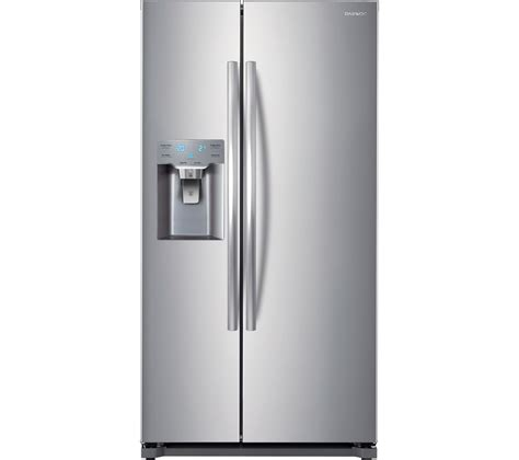 American Style Fridge Freezer No Plumbing Required by Buy Daewoo Drzb53npes American Style Fridge Freezer