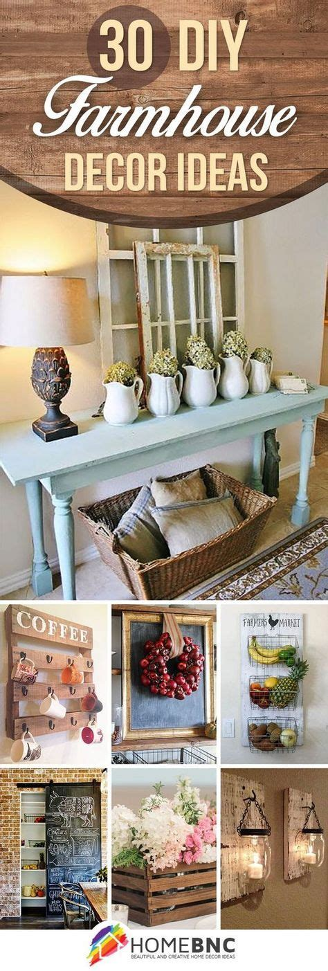 30 kitchen crafts and diy home decor ideas favecrafts com 30 ways diy farmhouse decor ideas can make your home