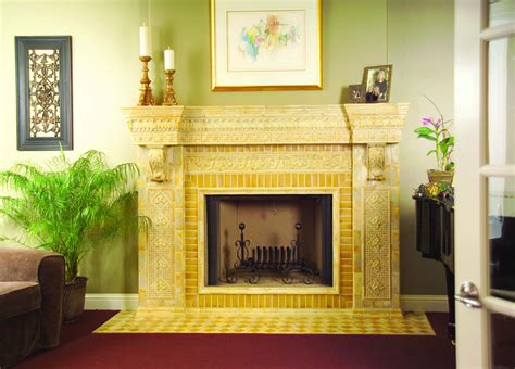 Westside Fireplace by Fireplaces Westside Tile And