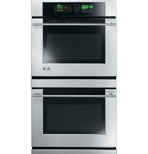 zet3058shss ge monogram 174 30 quot built in double wall oven