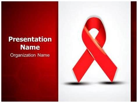 aids template 19 best images about hiv powerpoint templates aids ppt