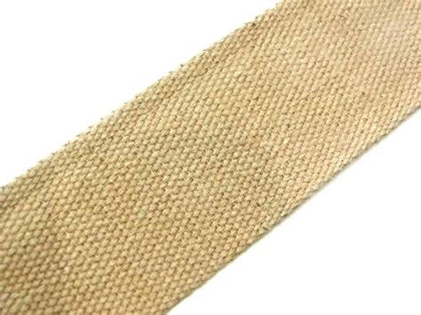 41 cotton webbing belting fabric bag
