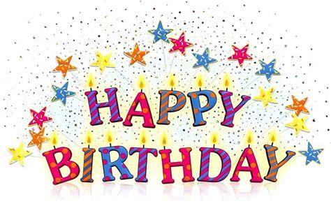 happy birthday star design happy birthday little kids greeting card graphic