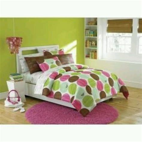 lime green and red bedroom lime green hot pink and brown bedding