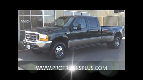 how do cars engines work 2000 ford f350 navigation system 2000 ford f350 crew cab 4x4 7 3 powerstroke diesel lariat dually protrucksplus com youtube