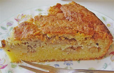 Apfel Nuss Kuchen Rezept Mit Bild Clarisza