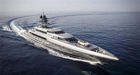 aluminum boats for sale in miami 90 million aluminum yacht is the star of super yachts