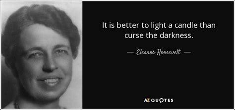 Light A Candle Don T Curse The Darkness by Anschauen Curse The Darkness Mit Englischen