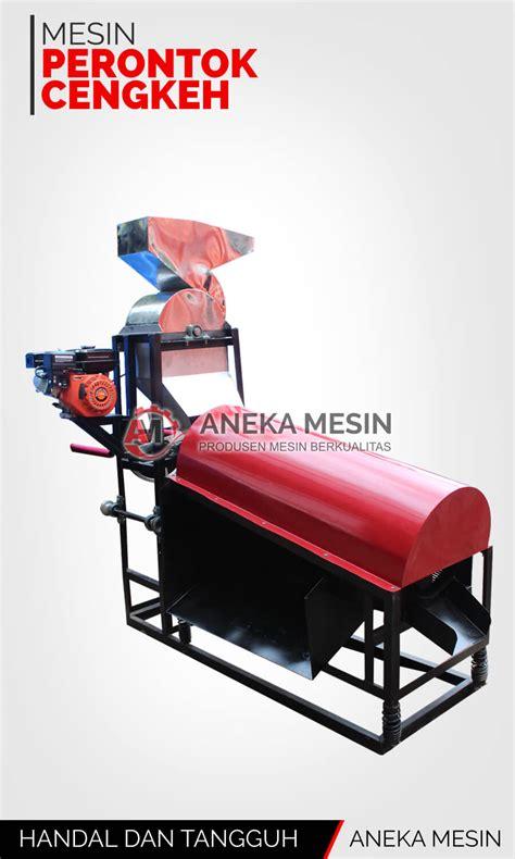 Gergaji Mesin Merk Steel Mesin Perontok Cengkeh