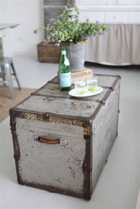 17 best ideas about trunk coffee tables on