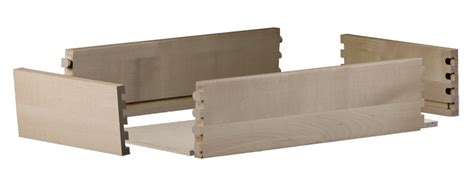 Premade Drawer Boxes by Premium Dovetail Drawer Boxes At Attica Millwork Inc