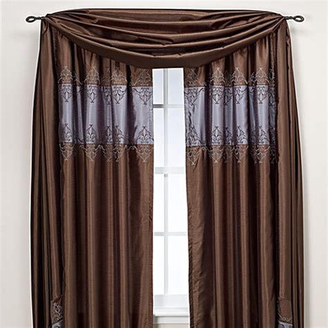 insulating window curtains madison insulating window curtain panels bed bath beyond