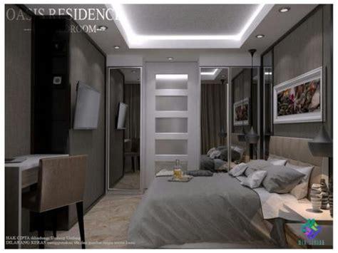 Sofa Bed Cikarang sewa apartemen oasis apartment oasis for rent