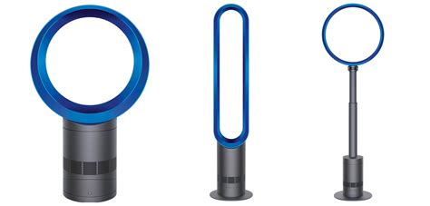 are dyson fans energy efficient this bladeless fan will cool you without any