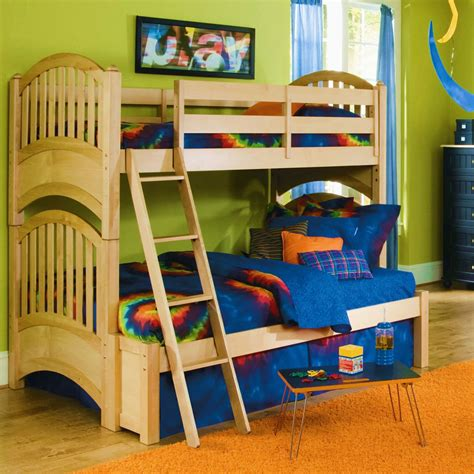 Bunk Bed Styles Lea Industries My Style Bunk Bed