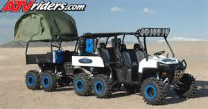 Tires For Polaris Ranger 6x6 Polaris Announces The Quot Spider Monkey Quot From Marshall