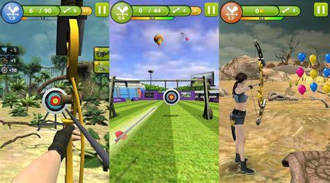 download mod game archery master 3d archery master 3d mod apk v2 0 unlimited money update