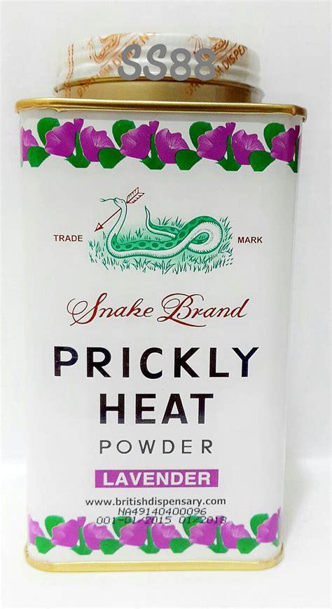 Bedak Gatal jual prickly heat powder snake brand bedak gatal dan