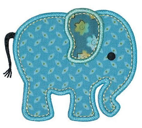elephant applique template 1090 best owls images on owls appliques and