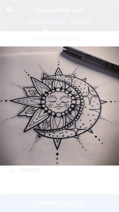mandala sun tattoo best 25 moon mandala ideas on moon