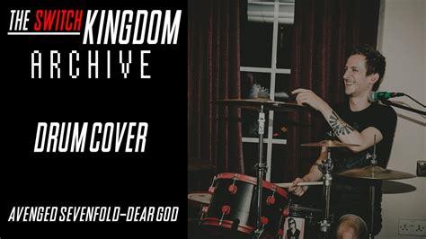 tutorial drum dear god avenged sevenfold dear god drum cover tribute to jimmy