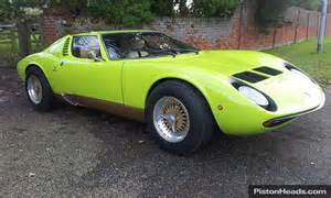 Used Lamborghini Replica Cars For Sale Used Kit Cars Other Models Cars For Sale With Pistonheads