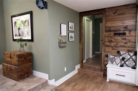 rustic living room paint colors best 25 green kitchen walls ideas on green