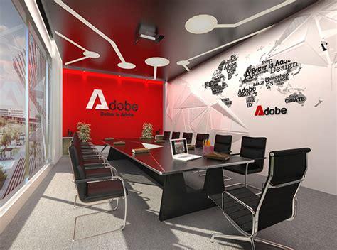adobe office adobe office in vietnam graduation project on behance