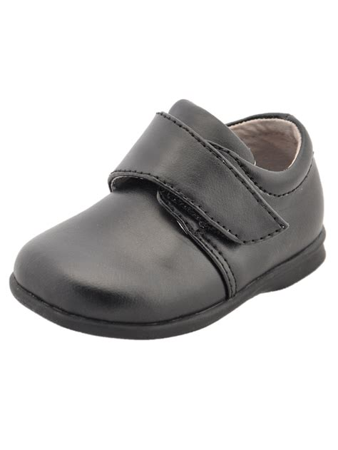 infant dress shoes josmo boys impress dress shoes infant sizes 2 6 ebay