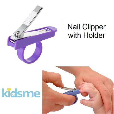 Me Nail Clipper With Holder Gunting Kuku Bayi asibayi toko perlengkapan bayi dan ibu menyusui
