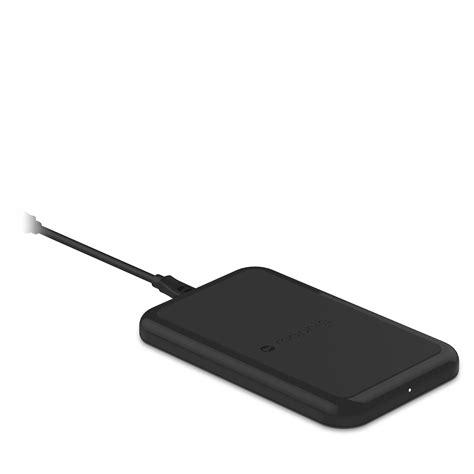 Mophie Wireless Charging Base universal qi enabled wireless phone charging pad mophie