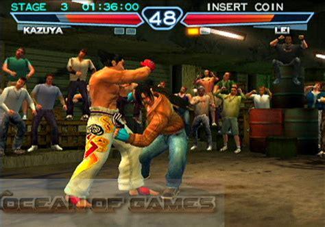 tekken 4 game for pc free download in full version tekken 4 free download ocean of games