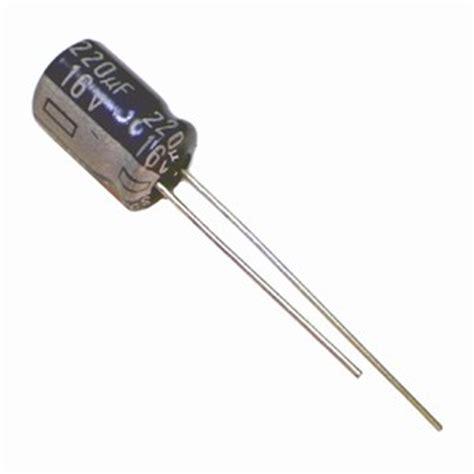 panasonic su capacitor lot of 20 panasonic electrolytic capacitor 220uf 16v su ebay