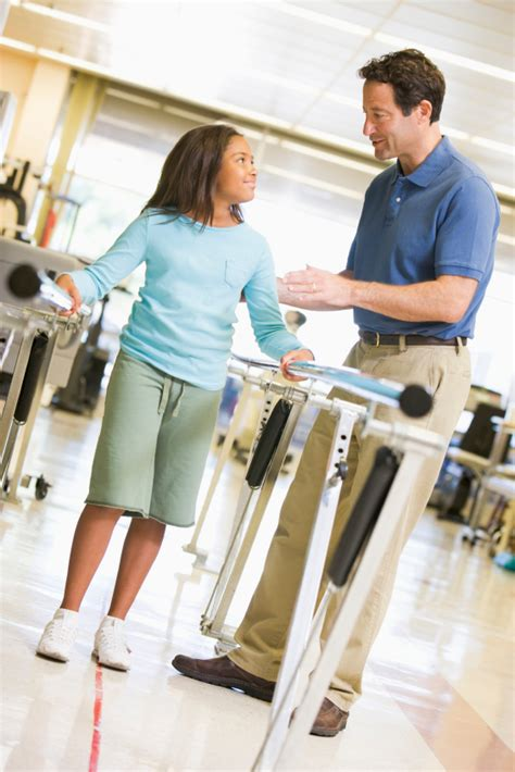 rehabilitation therapy reduce injuries during recess and after school activities