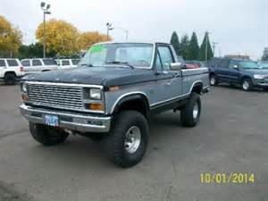 1986 Ford F150 For Sale 1986 Ford F150 Cars For Sale